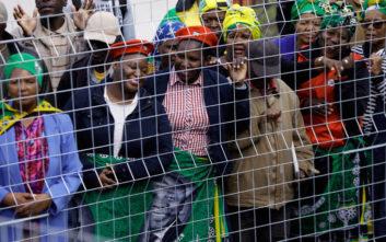 Το «φάντασμα» του Απαρτχάιντ εμφανίζεται και πάλι στη Νότια Αφρική