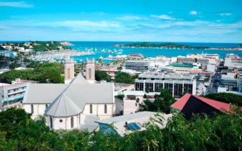 Ήρθη ο συναγερμός για τσουνάμι στη Νέα Καληδονία