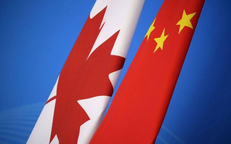 «Επιβεβαιώνεται η σύλληψη και τρίτου Καναδού πολίτη στην Κίνα»