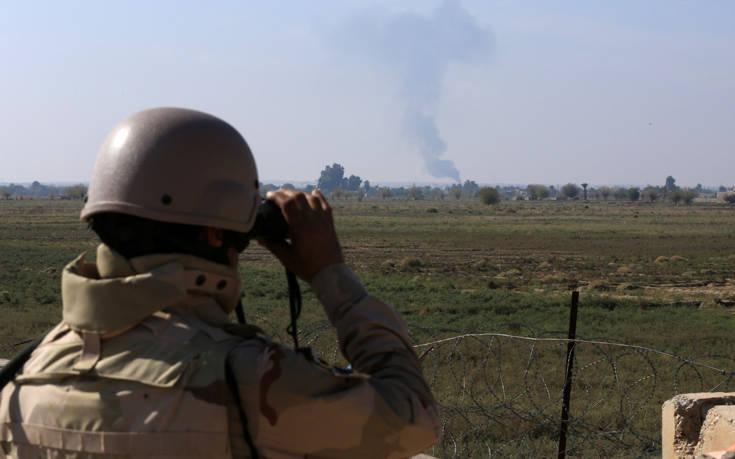 Συριακή δύναμη και Κούρδοι μαχητές εκδίωξαν τζιχαντιστές από προπύργιό τους