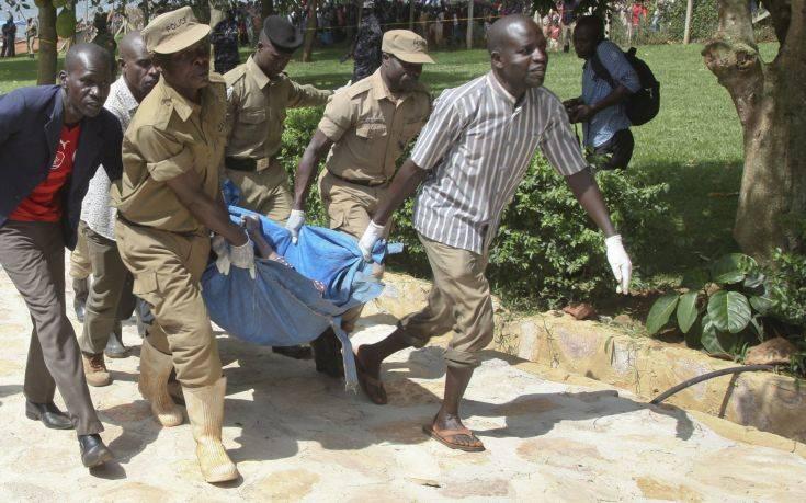 Αιματοκύλισμα με 19 θύματα σε τροχαίο στην Ουγκάντα