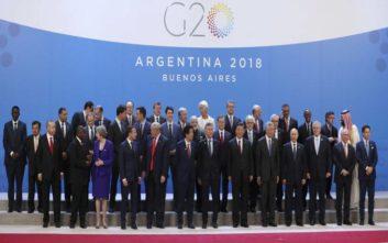 G20 με το βλέμμα στραμμένο στη σχέση ΗΠΑ-Κίνας