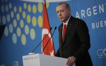 Ερντογάν: Να μεταφερθούν στην Τουρκία οι ύποπτοι για τη δολοφονία Κασόγκι