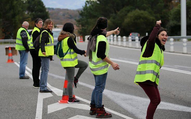 Ευρωεκλογές 2019: Κρίσιμο τεστ για τον Μακρόν οι κάλπες με… φόντο τα «κίτρινα γιλέκα»
