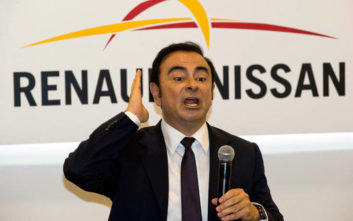 «Μαύρα» Χριστούγεννα αναμένεται να περάσει ο έκπτωτος πρόεδρος της Nissan
