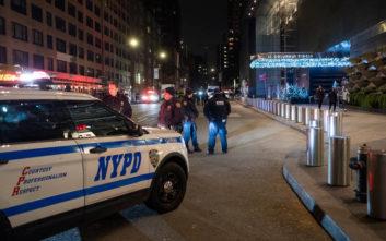 Λήξη συναγερμού στα γραφεία του CNN στη Νέα Υόρκη