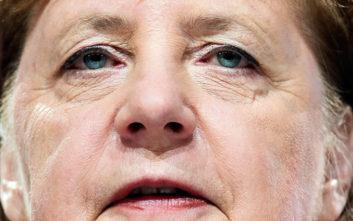 Τα δάκρυα της Μέρκελ στην τελευταία ομιλία της ως πρόεδρος του CDU