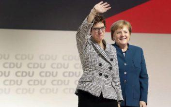 Ενωτικά μηνύματα από τους χαμένους της CDU μετά τη νίκη της «μίνι Μέρκελ»