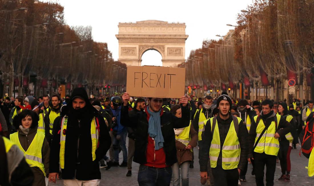 Τι πραγματικά είναι το κίνημα των «κίτρινων γιλέκων» και τι μπορεί να πετύχει