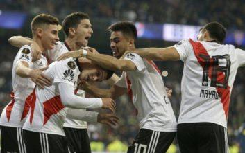 Στη Ρίβερ Πλέιτ το… πολύπαθο Copa Libertadores