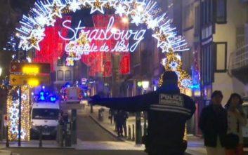 Τουλάχιστον δύο οι νεκροί στο Στρασβούργο, γνωστός στις αρχές ο δράστης