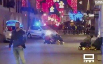 Σφοδρή ανταλλαγή πυρών μεταξύ Γάλλων αστυνομικών και δράστη στο Στρασβούργο