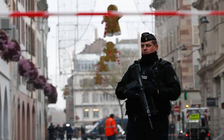 Ελεύθερα μέλη της οικογένειας του δράστη της επίθεσης στο Στρασβούργο
