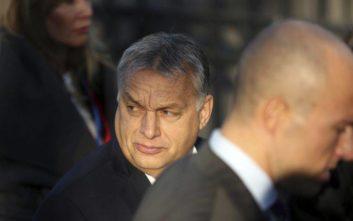 Αναστέλλεται η ιδιότητα μέλους του κόμματος του Όρμπαν στο ΕΛΚ