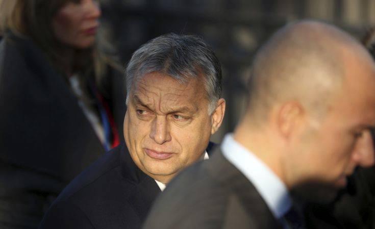 Έξω φρενών ο Ορμπαν κατά των «γραφειοκρατών των Βρυξελλών»