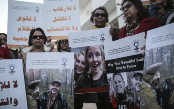 Οριστικά σε θάνατο οι τρεις για τη δολοφονία των δυο τουριστριών στο Μαρόκο