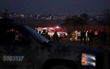 Νεκρή από συντριβή αεροπλάνου η κυβερνήτρια της Πολιτείας Πουέμπλα στο Μεξικό