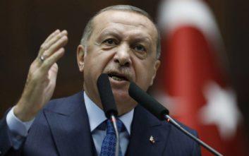 Οργή Ερντογάν για τα «παιχνίδια» με την τουρκική λίρα
