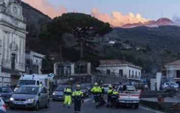 Σε απόλυτη επιφυλακή οι ιταλικές αρχές μετά το σεισμό στην Σικελία