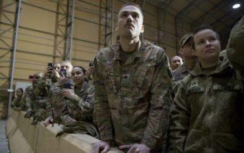 Αποχώρησαν από τη Συρία οι πρώτοι 50 Αμερικανοί στρατιώτες
