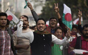 Βάφτηκαν με αίμα οι εκλογές στο Μπανγκλαντές