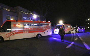 Πέντε τραυματίες από τη θρασύτατη ληστεία σε εκκλησία της Βιέννης