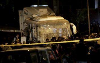 Παγίδα θανάτου έστησαν οι βομβιστές στο τουριστικό λεωφορείο στην Γκίζα