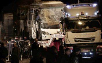 Αίγυπτος: Έκρηξη σε τουριστικό λεωφορείο