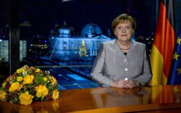 Μέρκελ: Να αγωνιστούμε για ανοιχτή κοινωνία και ανοχή