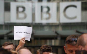 BBC: Λειτουργούμε απόλυτα σύμφωνα με την ρωσική νομοθεσία