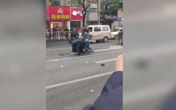 Στους 8 ανέρχονται οι νεκροί από την πειρατεία λεωφορείου στην Κίνα