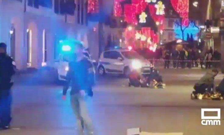 Μαρτυρίες για «πολλούς πυροβολισμούς» σε κεντρικούς δρόμους του Στρασβούργου
