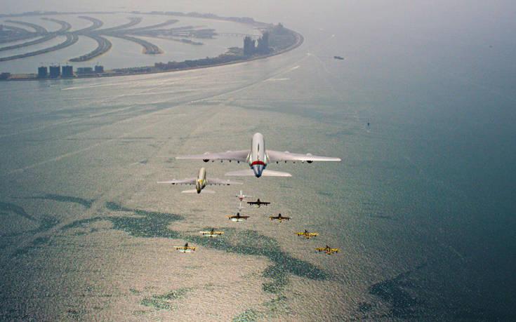 EK UAE carriers Dubai