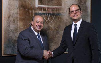 Έλληνας ο νέος γενικός γραμματέας της FIBA