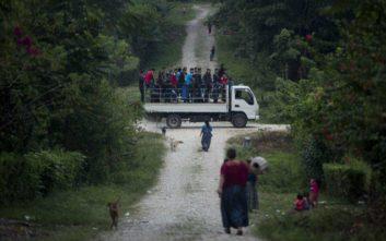 Ένα 8χρονο αγόρι από τη Γουατεμάλα πέθανε μετά τη σύλληψή του από συνοριοφρουρούς των ΗΠΑ