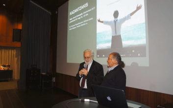 Η ταινία «Καζαντζάκης» γυρίζει τον κόσμο προβάλλοντας την Ελλάδα και αποθεώνεται