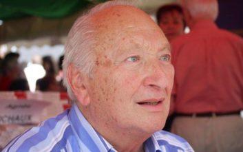 Πέθανε ο Ζοζέφ Ζοφό, ο συγγραφέας του βιβλίου «Ένας σάκος με μπίλιες»