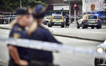 Σύλληψη υπόπτου για προετοιμασία τρομοκρατικής ενέργειας στη Σουηδία