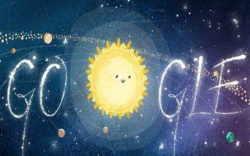 Στις «Διδυμίδες 2018» αφιερωμένο το σημερινό της doodle η Google