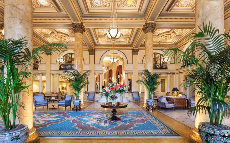 Το θρυλικό ξενοδοχείο της χλιδής στην Ουάσινγκτον με το παρατσούκλι «Η κατοικία των Προέδρων»