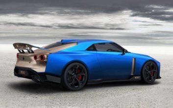 Ετοιμάζεται η παραγωγή του Nissan GT-R50