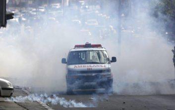 Παλαιστίνιος νεκρός από ισραηλινά πυρά στη Δυτική Όχθη
