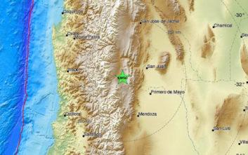 Σεισμός στην Αργεντινή