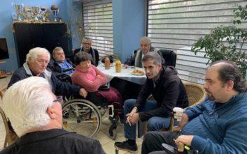 Μπακογιάννης: Η Αθήνα μια πόλη προσβάσιμη και φιλόξενη για τα Άτομα με Αναπηρία