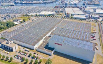Η μεγαλύτερη οροφή με συλλέκτες ηλιακής ενέργειας