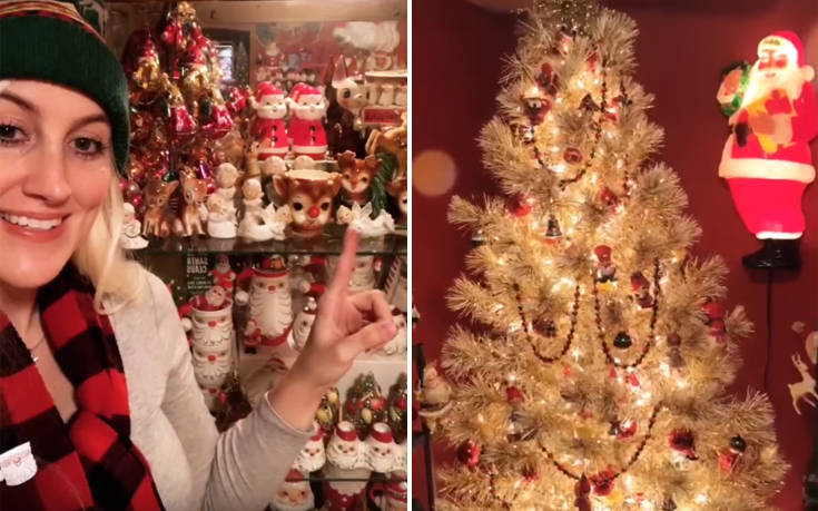 Αυτός ο χριστουγεννιάτικος στολισμός στοίχισε… 9.000 ευρώ