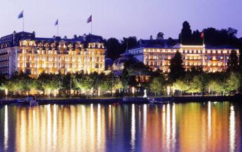 Δέκα πολυτελή ξενοδοχεία που έχουν διαδραματιστεί σημαντικά γεγονότα μέσα σε αυτά