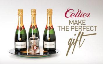 Τα Cellier είναι και φέτος μαζί μας για να κάνουν τις στιγμές μας ξεχωριστές