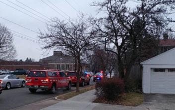 Πανικός σε σχολείο στην Ιντιάνα μετά από πυροβολισμούς