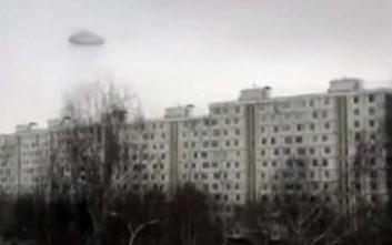 Το παράξενο δαχτυλίδι που εμφανίστηκε στον ουρανό της Μόσχας